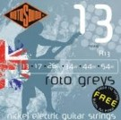Rotosound R13 Greys, Heavy 13-54