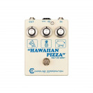 Caroline Hawaiian Pizza Fuzz and Overdrive Pedal