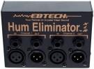 HE2-XLR Hum Eliminator + XLR Inputs + 1/4 Jack
