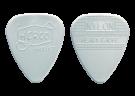 Dunlop Herco 66 Vintage - Heavy Yo Ho Silver Plectrum (x6 Pack)