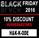 Hughes & Ketner - Black Friday 2016