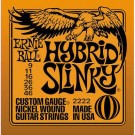 Ernie Ball Hybrid Slinky Electric Guitar Strings 9 to 46