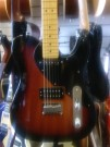 Fender Telecaster Mahogany Telebration Edition (2 Tone Sunburst) with Case