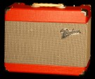 Italia Retro 15 watt Amplifier - front