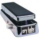 Jim dunlop Cry Baby 535Q Chrome