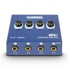 LD Systems Headphone Amplifier 4-channel LDHPA4