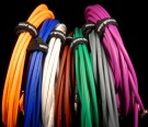 "Van Damme High Grade Mic Leads, XLR to 1/4"" (Neutrik)"