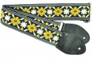Souldier Guitar Strap - Guitar Strap - Lennon Tuilips (GS1060BK02BK)