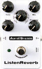 Aural Dream Listen Reverb Pedal