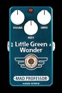 Mad Professor Little Green Wonder overdrive Hand Wired
