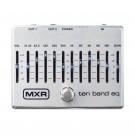MXR 10 Band EQ Silver M108S