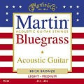 Martin Bluegrass 80/20 Bronze Acoustic 12-56