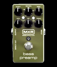 MXR M81 Bass Guitar Preamp