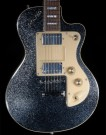 Maranello, Custom Classic Guitar Black Sparkle