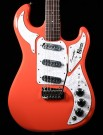 Burns Guitar  Marquee Pro (Red)