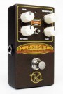 Keeley Memphis Sun – Lo-Fi Reverb, Echo and Double-Tracker