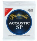 Martin MSP4100 SP 92/8 Phosphor Bronze Acoustic Strings Light (.012-.054)