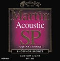 Martin SP 92/8 Phosphor Bronze Custom Light 11-52