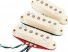 Fender N3 Noiseless Strat Pickups (White)