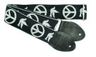 Souldier Guitar Strap - Peace Dove (GS0343BK02BK)