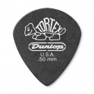 Jim Dunlop Tortex Pitch Black Jazz III .50mm