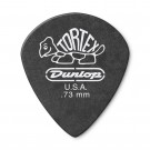 Jim Dunlop Tortex Pitch Black Jazz III .73mmm