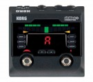 Korg Pitchblack+ Portable Polyphonic Tuner (Black)