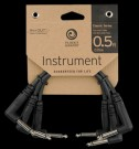 Planet Waves Planet Waves PW-CGTP-305 6' Right Angle Patch Cables 3 Pack