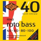 Rotosound RB40 Roto Bass Long Scale Bass (40-100)