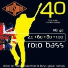 RB40 Roto Bass Long Scale Bass (40-100)