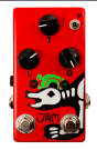 JAM Pedals Red Muck Mk.2 Fuzz Pedal