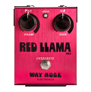 Way Huge Red Llama Overdrive WHE203