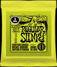 Ernie Ball 3 Pack Regular Slinky Nickel Wound .010 - 046
