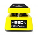 Mission Engineering Rewah ST, Tone Switchable Wah (Yellow)