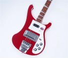 Rickenbacker 4003 Bass Guitar, Ruby Red