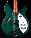 Rickenbacker 330 British Racing Green hard case
