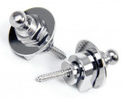Strap Lock Set - Chrome