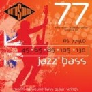 Rotosound RS775LD Jazz Bass Flatwound 5 String (45-130)