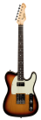 Revelation RTE Custom Tele (Sunburst)