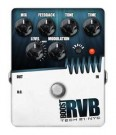 Tech 21 RVBT Boost R.V.B. with Trails Guitar Delay Effect Pedal.