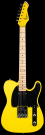 Revelation RVT Series Telecaster (Vibrant Yellow)