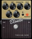 Tech 21 Blonde V2, Sansamp character series