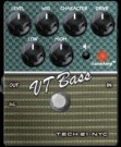 Tech 21 SansAmp VT Bass Preamp
