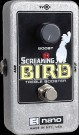 Electro harmonix Screaming Bird Treble Booster