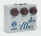 RYRA Klone Overdrive Boost (Silver)