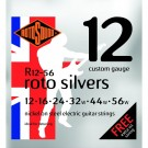 Silvers 12-56 Nickel Strings