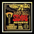 Ernie Ball Coated Acoustic Slinky Strings 80/20