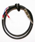 Van Damme Tour Grade Speaker Lead with Spade Connectors