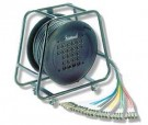 Snake Cable with Junction Box and Drum 100ft