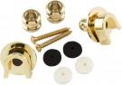 Fender Strap Locks (Set of 2) Gold
